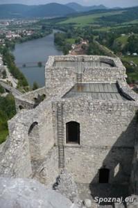 strečiansky hrad