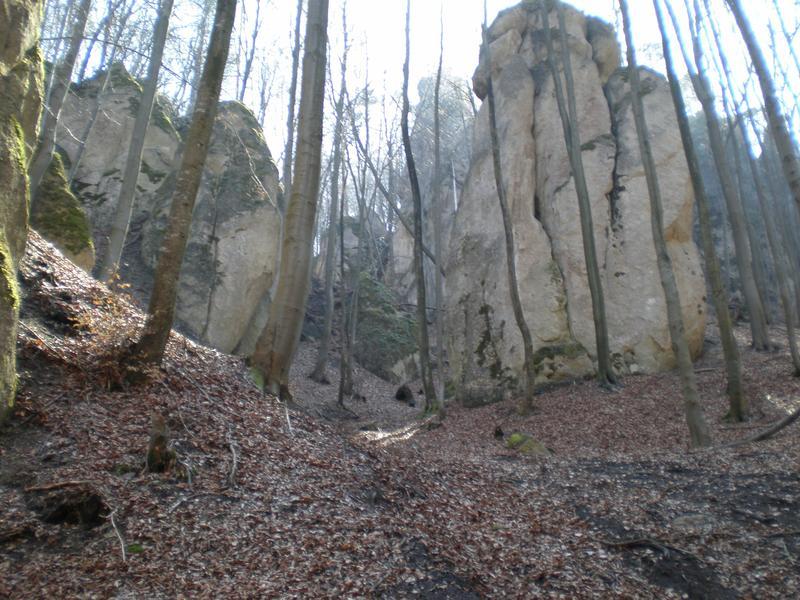 Horolezectvo - Paština Závada